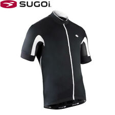 Sugoi Evolution Cycling Jersey - Black/White