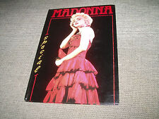 MADONNA - SPECIAL 80's ANNUAL / BOOK BY GRANDREAMS Who's That Girl