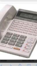 Panasonic Refurbished KX-T7230 White lot of 5