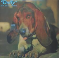 DUFFY Just in case you 're interested Limited Edition (1972) reissue LP NEUF/NEW