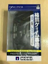HORI PS4 PS3 PC compatible Fighting commander From Japan