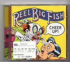 (JF866) Reel Big Fish, Cheer Up! - 2002 CD