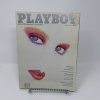 Playboy Magazine May 1988 Denise Crosby, Don King Interview