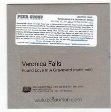 (FA124) Veronica Falls, Found Love In A Graveyard - 2011 DJ CD