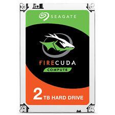 "Seagate Firecuda Sshd 3.5"" 2tb Sata3"
