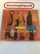 Color me Badd, I Adore Mi Amor (Single) CD, Supplied by Gaming Squad