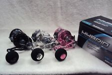 Maxel HYBRID Star Drag Jigging jig Reel HY25 NIB FREE/BRAID FREE/SHIP US