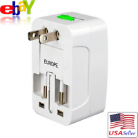 10 NEW 220 VOLT OUTLET TO 110 VOLT OUTLET TRAVEL POWER ADAPTER RWG-002 DR51