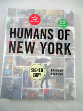 Humans of New York Signed Dino Edition with Dino Doodle by Brandon Stanton HC