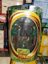 Lord of the Rings LOTR FRODO BAGGINS FOTR Fellowship of the Ring Toybiz MIB box