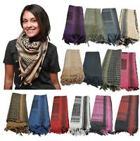 Cotton Shemagh Scarf Veil Shawl Women Scarves Hijab Student Head Wrap Keffiyeh