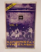 Sandinista the clash Vol. 3 cassette