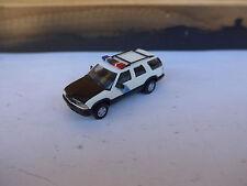 Busch 1:87 US Chevrolet Blazer Police