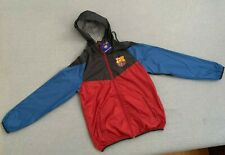 Authentic FC BARCELONA MESSI ANSU FATI Greizmann Jacket [CA56659] Size Med. New
