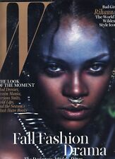 RIHANNA [ W MAGAZINE ]  SEPT 2014 BRAND NEW