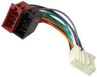 Adaptateur faisceau câble ISO autoradio pour Suzuki Aerio Grand Vitara Ignis SX4