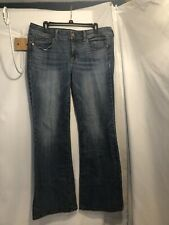 American Eagle Outfitters Women's Stretch Original Boot Jeans! Sz. 14 Regular