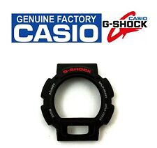 CASIO DW-9000 G-Shock Original Black BEZEL w/ Red Lettering