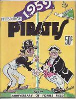 1959 Baseball Yearbook Pittsburgh Pirates, Roberto Clemente, Ted Kluszewski