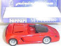Ferrari Mythos PKW  IMU EUROMODELL  H0 1:87 OVP  å GB3-GC2