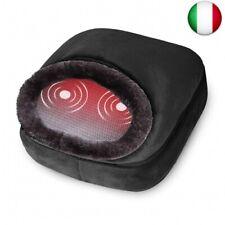 2013010-massaggiatore piedi a Vibrazione Snailax 3 in 1 Massaggiatore Plantare P