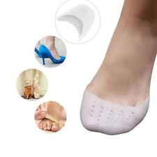 2 x Finger Protector Silicone Gel Pointe Toe Cap Cover Pads Protectors Feet Care