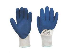 Ansell HyFlex Nitrotough N1500 Industrial Dexterity Safety Gloves - 10/XL