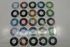Lot of 25 PSP UMD Movies - Spider-Man 2, Like Mike, House of 1000 Corpses
