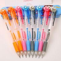 1X Cute Kawaii 0.7mm Mechanical Pencil With Eraser Gift Kids Teacher Stude TPHC