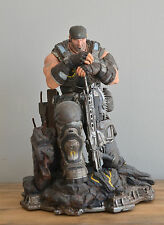 """Marcus Fenix Statue from Gears Of War 3 Epic Edition - 12"""" Statue"""