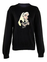 Alice in wonderland Rebel Tattoo crew neck sweatshirt unisex JD sweater pullover