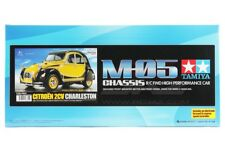 Tamiya 58655 1/10 Scale RC Car M05 Chassis Kit CITROEN 2cv Charleston W/esc