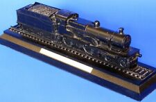 More details for steam locomotive train coal made few chips, class 4p 28cm long **[17429]