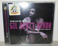 CD GIL SCOTT HERON - VILLAGE GATE NYC 1976 - NUOVO  NEW