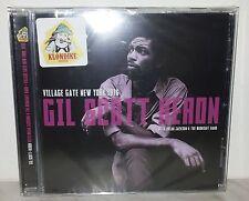 CD GIL SCOTT HERON - VILLAGE GATE NYC 1976 - NUOVO  NEW