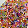 4000x 2mm Czech Glass Seed Spacer beads Jewelry Making DIY 22 Color Free P&P