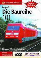 DVD Stars der Schiene 21 - Die Baureihe 101