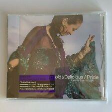 AYUMI HAMASAKI (浜崎あゆみ) Bold & Delicious / Pride [AVCD-30893] Japan Import CD New