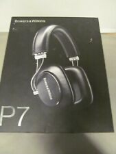 BOWERS & WILKINS P7 OVER EAR WIRED HEADPHONES / B&W / BOXED - IMMACULATE inc VAT