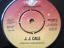 """J.J. CALE-sono uno zingaro 7"""" Vinile"""