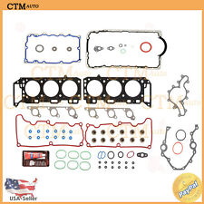 Head Gasket Sealer Set Fix For 00-03 Mazda Ford Mercury 4.0L V6 Multi-layer Full