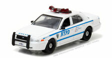 GREENLIGHT 1/64 2011 FORD CROWN VICTORIA NEW YORK POLICE DEPARTMENT NYPD 42771