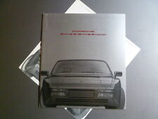 1991 Porsche 944 S2, 944 S2 Cabriolet Showroom Sales Brochure RARE!! Awesome