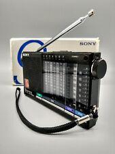 Sony ICF 4800 Weltempfänger  Rarität von 1985! mit Verpackung