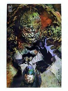 BATMAN REPTILIAN #1 1:25 SIENKIEWICZ VARIANT DC COMICS 2021