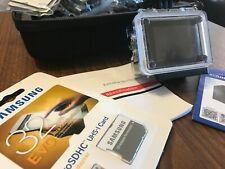 ODRVM WIFI Underwater Camera 2.0-Inch LCD HD 1080P Sports Action Camera