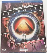 STARGATE LIMITED EDITION COFANETTO FILM BLU-RAY ITALIANO VENDITA FUORI CATALOGO