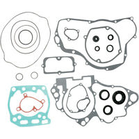 Moose Racing Gasket Kit Set w Oil Seals 03-05 Suzuki RM250  0934-0284