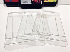 25 Box Protectors For NINTENDO FAMICOM Cartridges   Custom Clear Display Cases