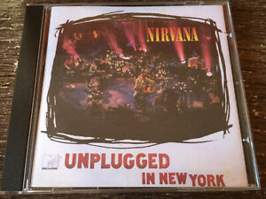 NIRVANA - MTV Unplugged In New York CD Grunge / Acousti